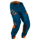 Fly Racing Lite Hydrogen Pants Orange/Navy