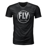 Fly Racing Coaster T-Shirt Black