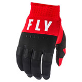 Fly Racing Youth F-16 Gloves 20 Red/Black/White
