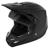 Fly Racing Youth Kinetic Helmet Matte Black