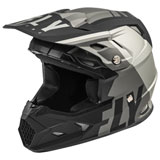 Fly Racing Youth Toxin Transfer MIPS Helmet Matte Grey/Black