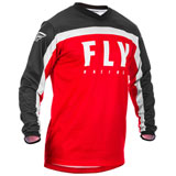Fly Racing Youth F-16 Jersey Red/Black/White