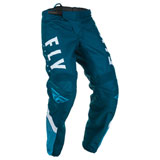 Fly Racing Youth F-16 Pants 20 Navy/Blue/White