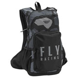 Fly Racing Jump Pack Backpack Grey/Black Camo