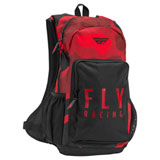 Fly Racing Jump Pack Backpack Red/Black Camo