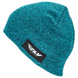 Fly Racing Fitted Beanie 19 Teal
