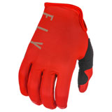 Fly Racing Lite Gloves Red/Khaki