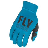 Fly Racing Pro Lite Gloves Blue/Black