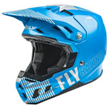 Fly Racing Formula CC Primary Helmet Blue/Grey