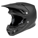 Fly Racing Formula CC Solid Helmet Matte Black