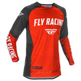 Fly Racing Evolution DST Jersey 2021 Red/Black/White