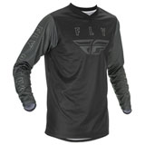 Fly Racing F-16 Jersey Black/Grey