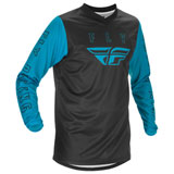 Fly Racing F-16 Jersey 2021 Blue/Black