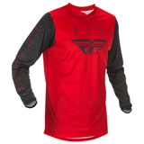 Fly Racing F-16 Jersey Red/Black