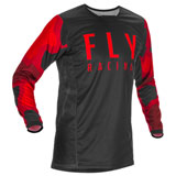 Fly Racing Kinetic K221 Jersey Red/Black