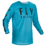 Fly Racing Kinetic Mesh Jersey Blue/Black
