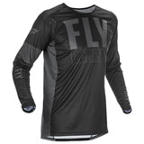Fly Racing Lite Jersey Black/Grey