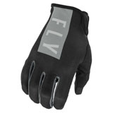 Fly Racing Women's Pro Lite Gloves Black/Grey