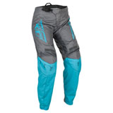 Fly Racing Youth F-16 Pants Grey/Blue