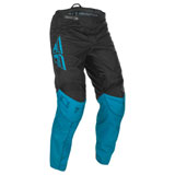 Fly Racing Youth F-16 Pants Blue/Black