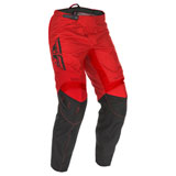 Fly Racing Youth F-16 Pants Red/Black