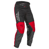 Fly Racing Kinetic K121 Pants Red/Grey/Black