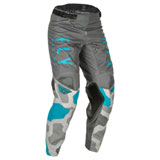 Fly Racing Kinetic K221 Pants Grey/Blue