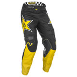 Fly Racing Kinetic Rockstar Pants Yellow/Black