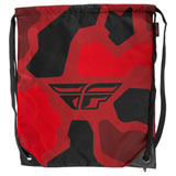 Fly Racing Quick Draw Bag Red/Black Camo