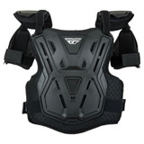 Fly Racing Youth Revel CE Roost Guard Black