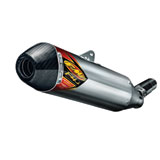 FMF Factory-4.1 RCT Aluminum System With Carbon End Cap