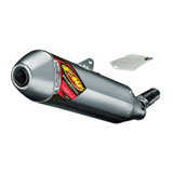 FMF Hex Q4 S/A Silencer With Side Panel