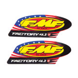 FMF 4-Stroke Silencer Replacement Decals