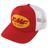 FMF Origins Snapback Trucker Hat Red