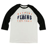 FMF Deuces 3/4 Sleeve Raglan T-Shirt