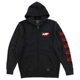 FMF Easy Zip-Up Hooded Sweatshirt