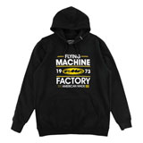 FMF Recoil Hooded Sweatshirt Black