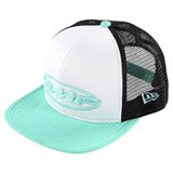 FMF Women's Pit Party Snapback Hat Mint