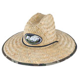FMF Trenches Straw Track Hat