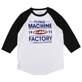 FMF Recoil 3/4 Sleeve Raglan T-Shirt