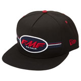FMF Bash Snapback Hat Black