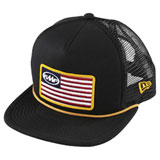FMF Stars and Bars 2 Trucker Hat Black