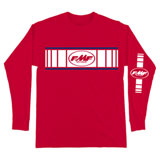 FMF High Point Long Sleeve T-Shirt Red