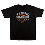FMF Flux T-Shirt Black