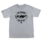 FMF Kit T-Shirt Heather Grey
