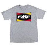 FMF Legit T-Shirt Heather Grey