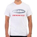 FMF Stacked T-Shirt White