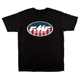 FMF Valiant T-Shirt Black