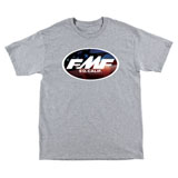 FMF Youth Fleetness T-Shirt Heather Grey