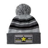 FMF Husqvarna Star Beanie Charcoal Heather